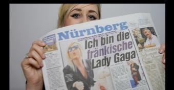Ich bin die fränkische Lady Gaga