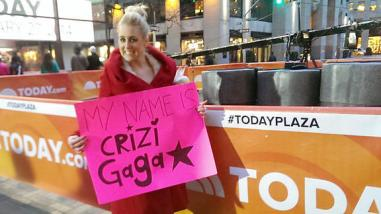 Today Show in NYC